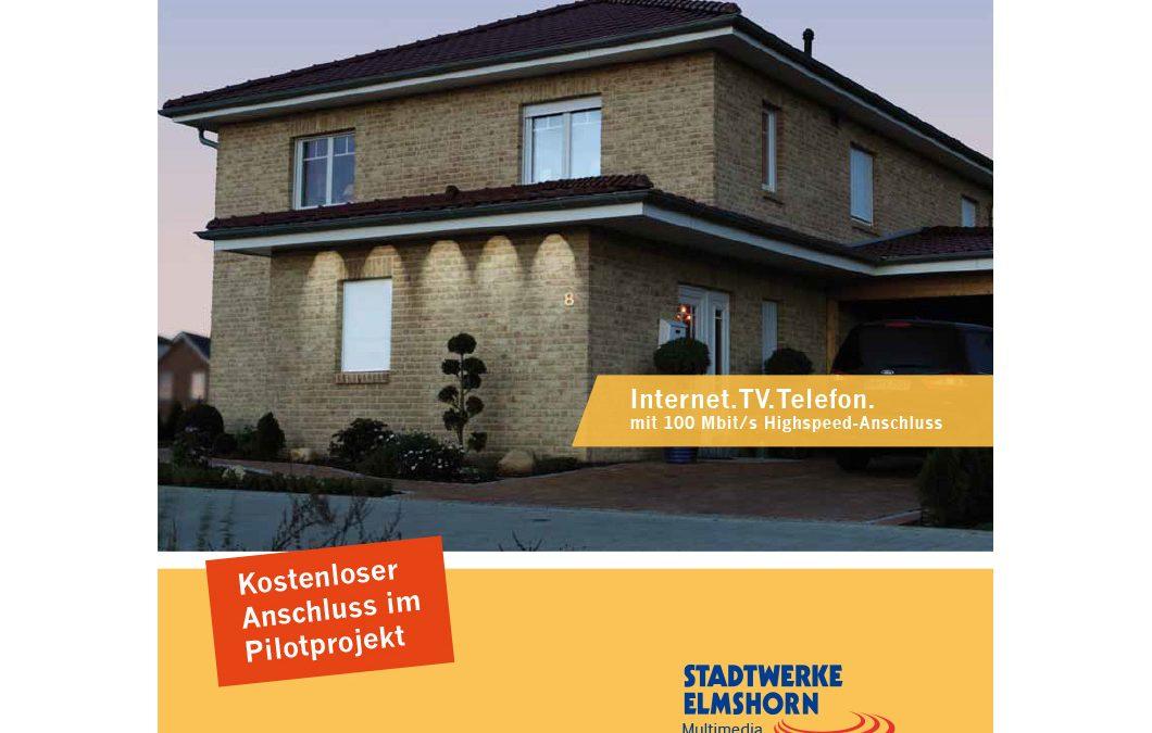 Projektleitung Multimedia für Stadtwerke Elmshorn